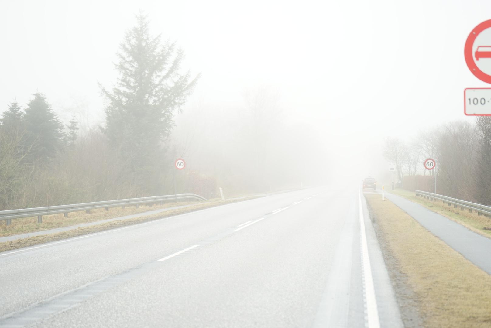 20-årig cyklist dræbt på landevej ved Øsløs