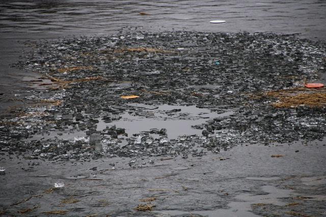 Redning i Roskilde - person gået gennem isen