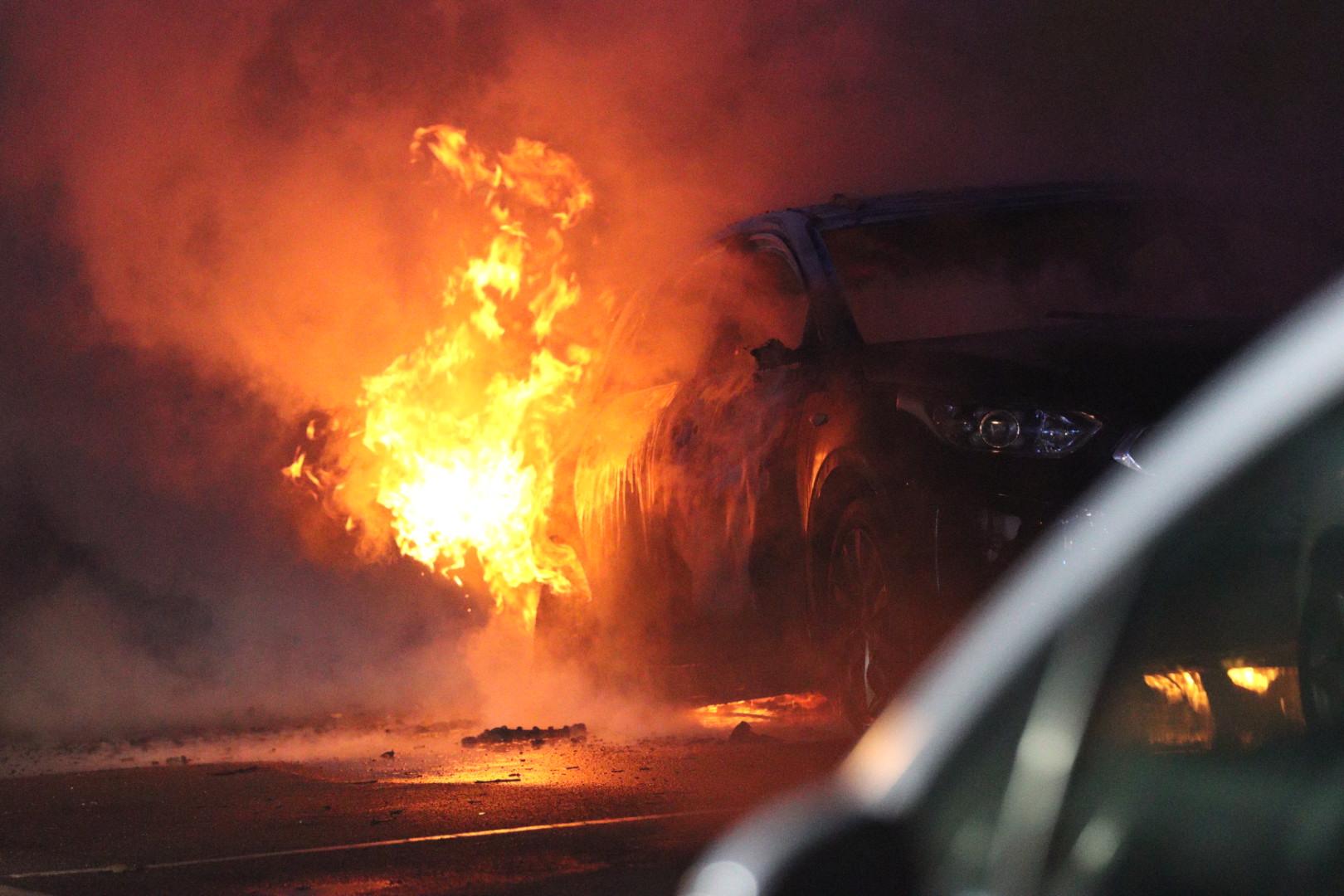 Bilbrand i Vejlby-Risskov