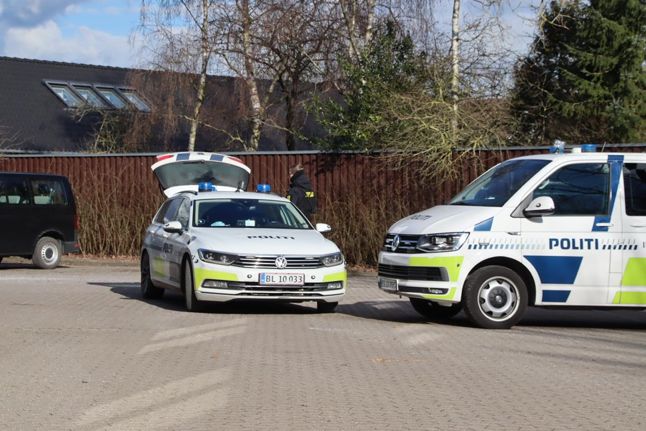 Stort sikkerhedsopbud ved retssag i Aarhus