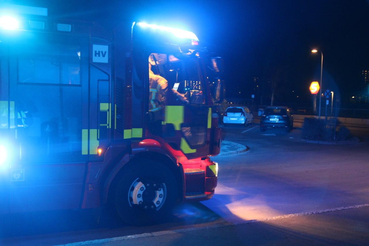Brandeftersyn i Brøndby