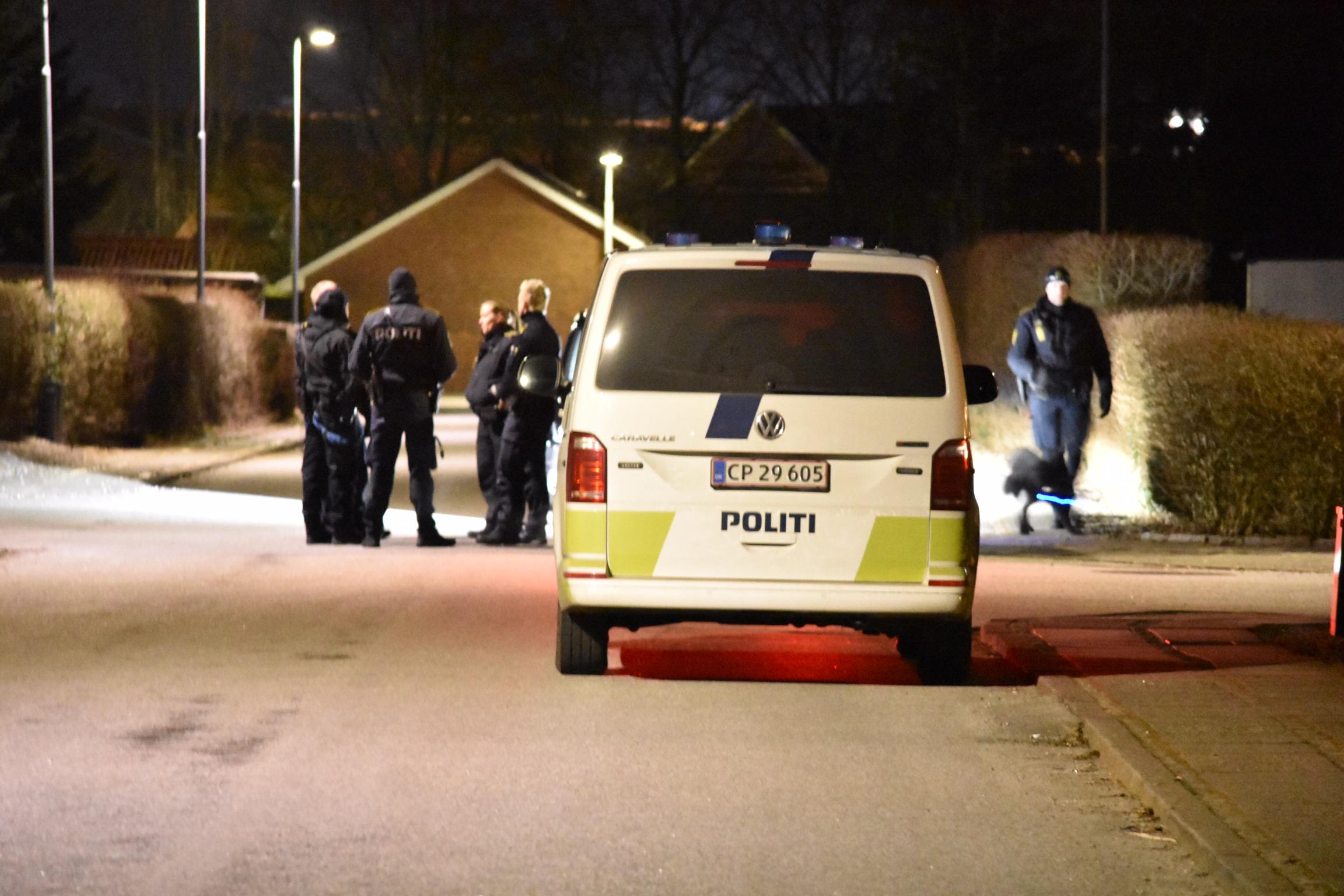 Mand bortgået - Politiet leder med hunde