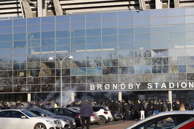 Der festes i Brøndby efter derbysejr