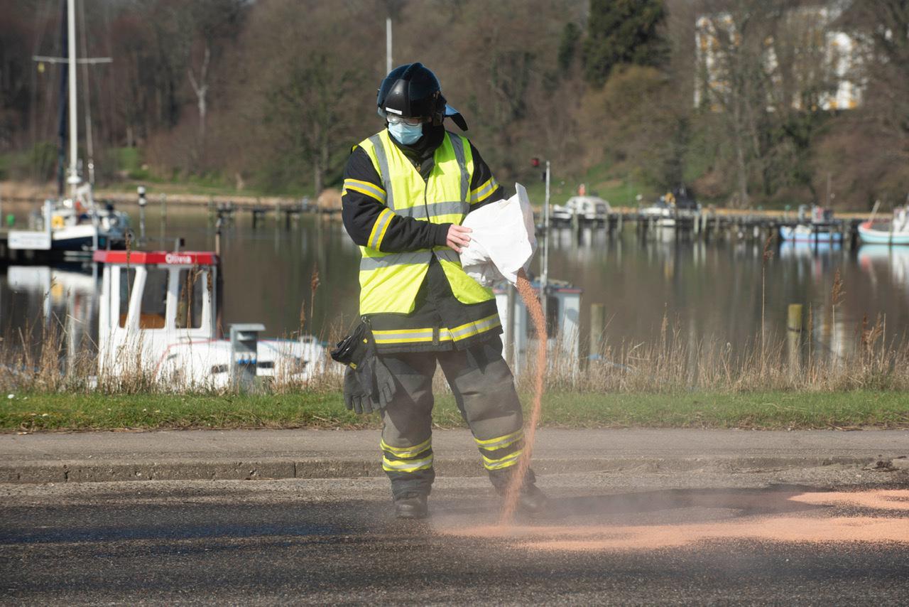 Mindre forurening i Augustenborg