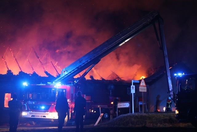 Dødsbrand i Tappernøje