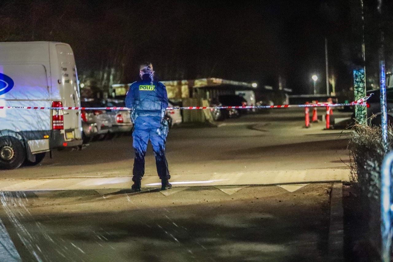 Skyderi i Køge - flere skud affyret