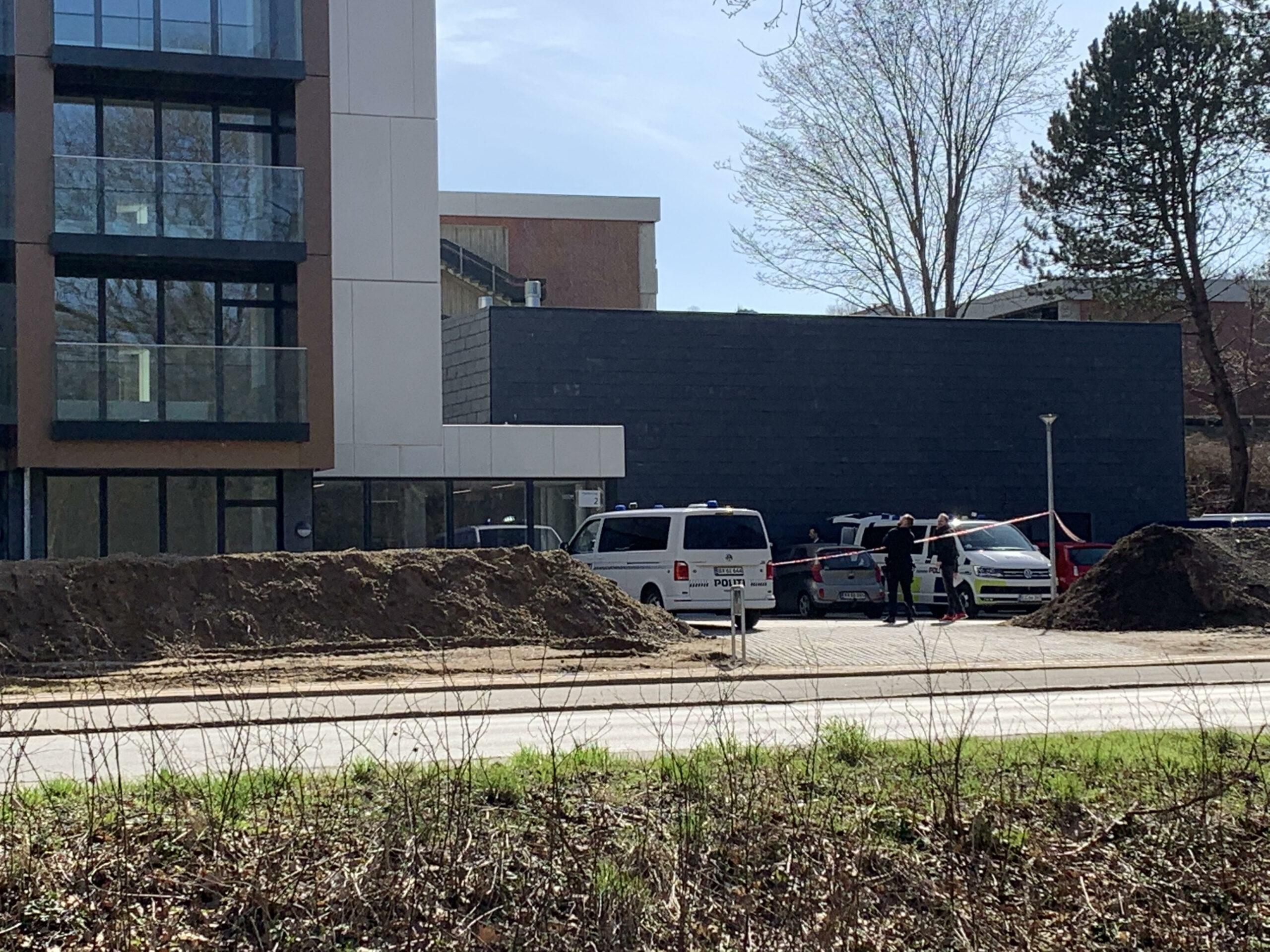 Politiet undersøger mistænkeligt dødsfald i Kolding