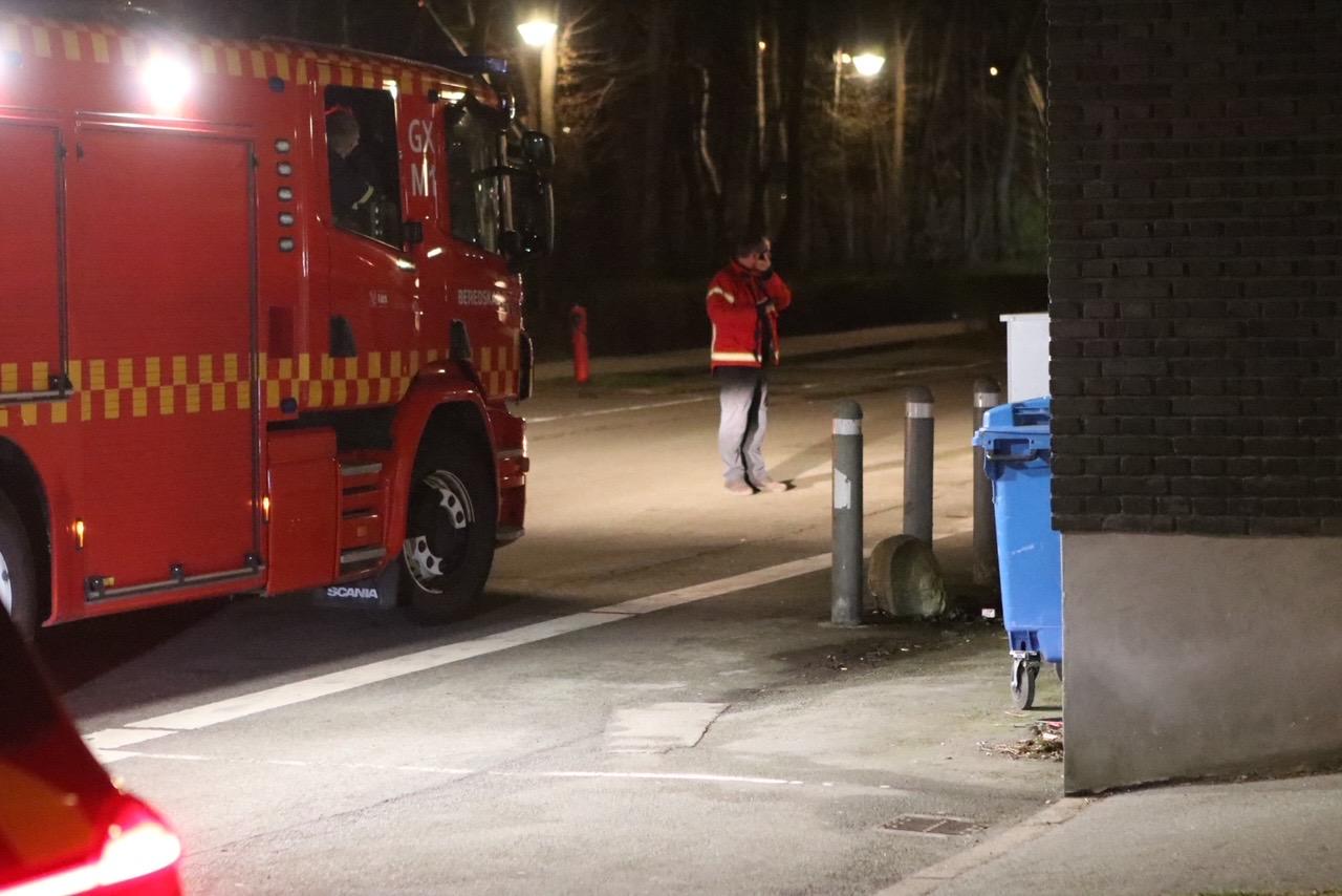 Brandalarm igangsat i Søborg