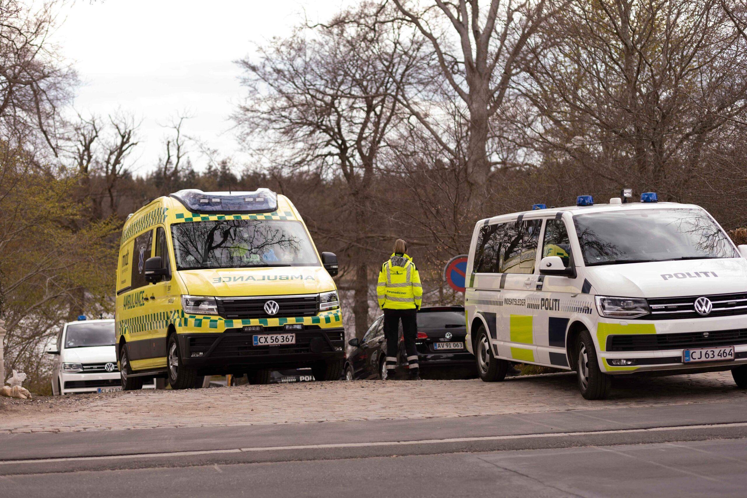Kæmpe politiaktion i Silkeborg - op mod 25 kampklædte betjente til stede