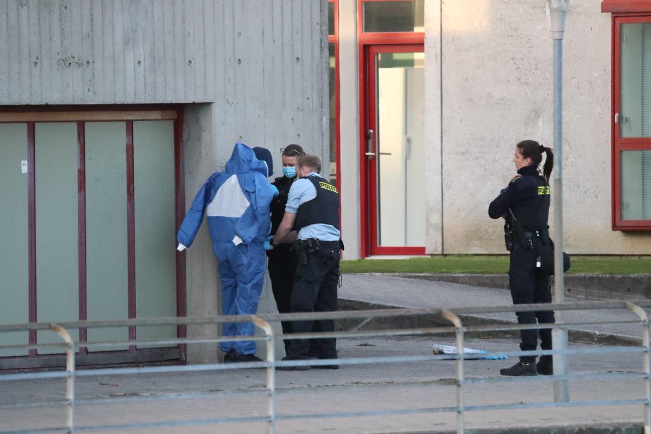 Mulig gerningsmand til knivstikkeri anholdt