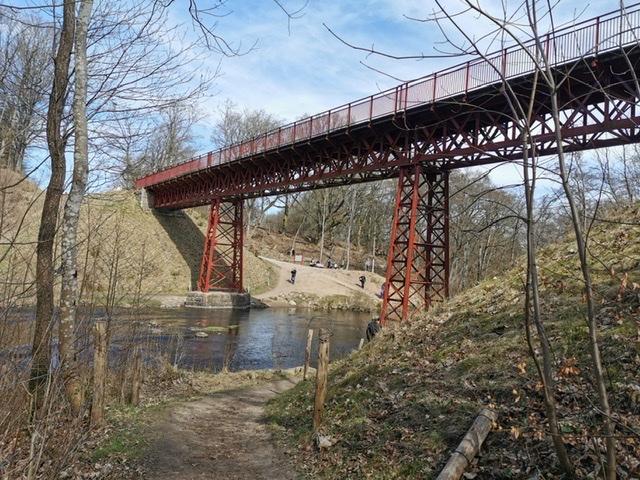Den genfundne bro - Brædstrup
