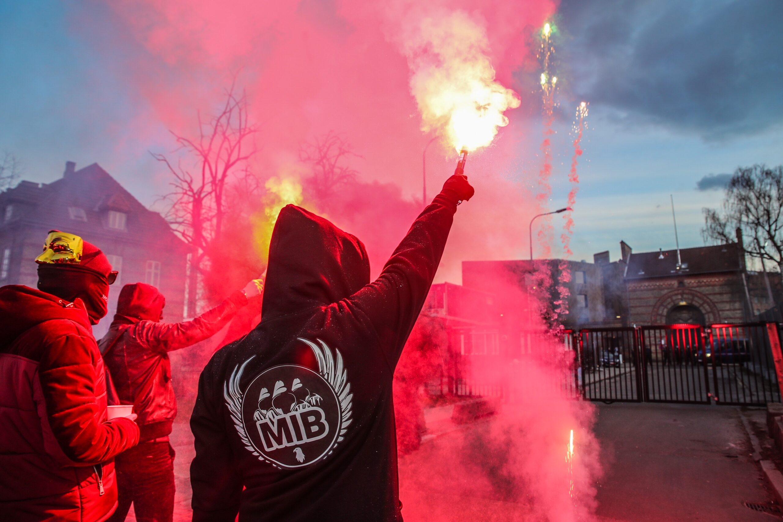 MIB - MEN IN BLACK DEMO I KØBENHAVN (Billede serie)