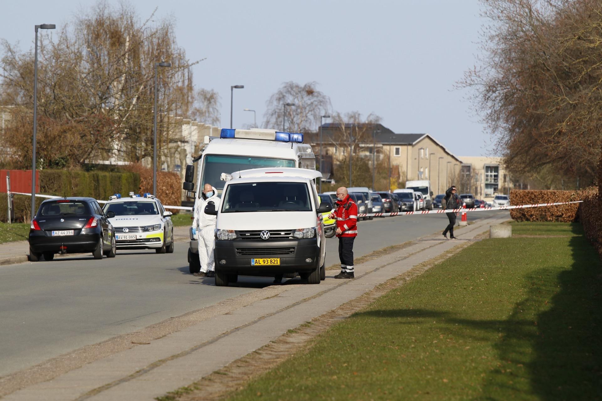 To personer anholdt efter fund af 206,4 kg sprængstof
