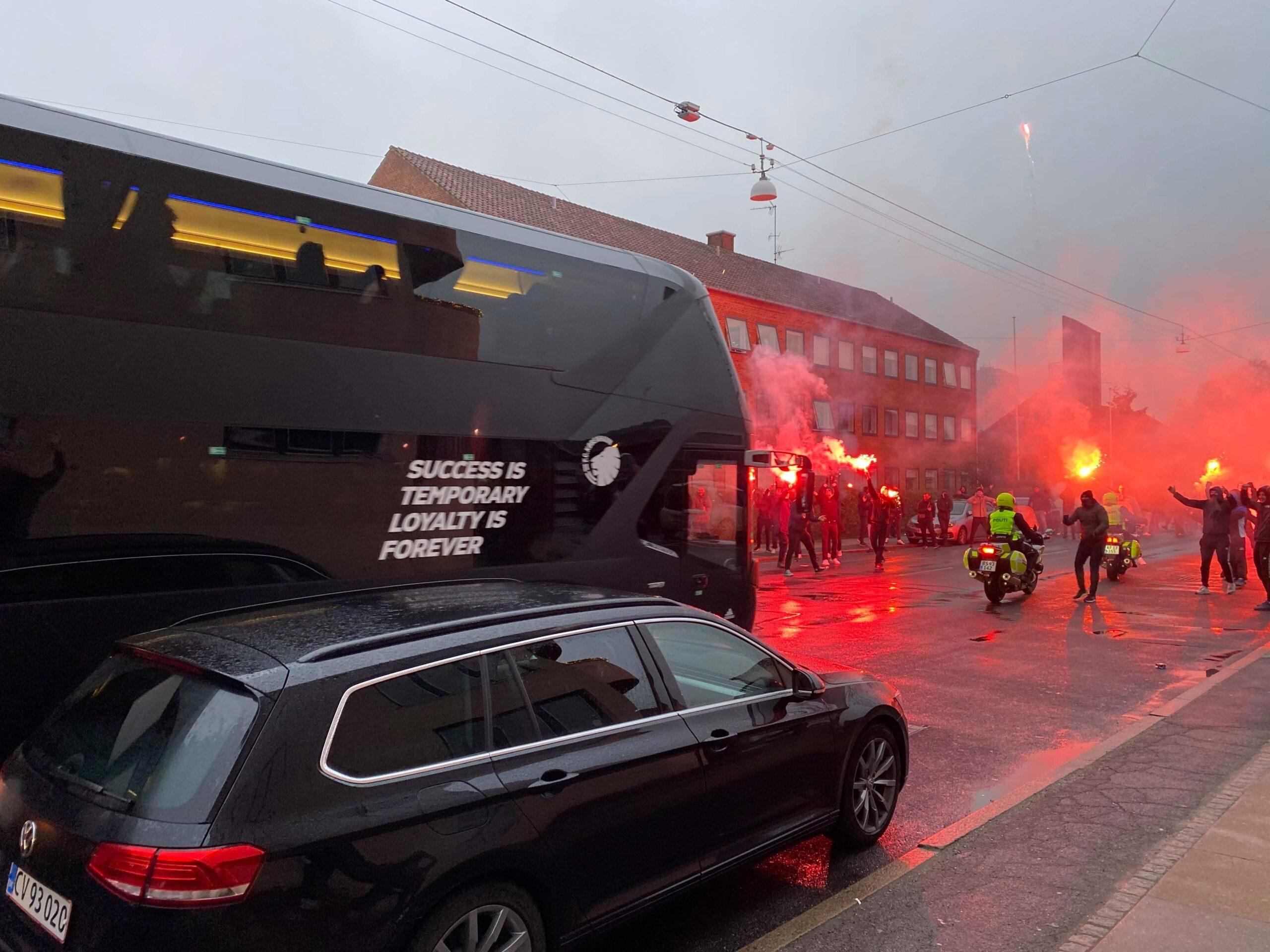 Fest og højt humør i FCK efter sejr i Brøndby