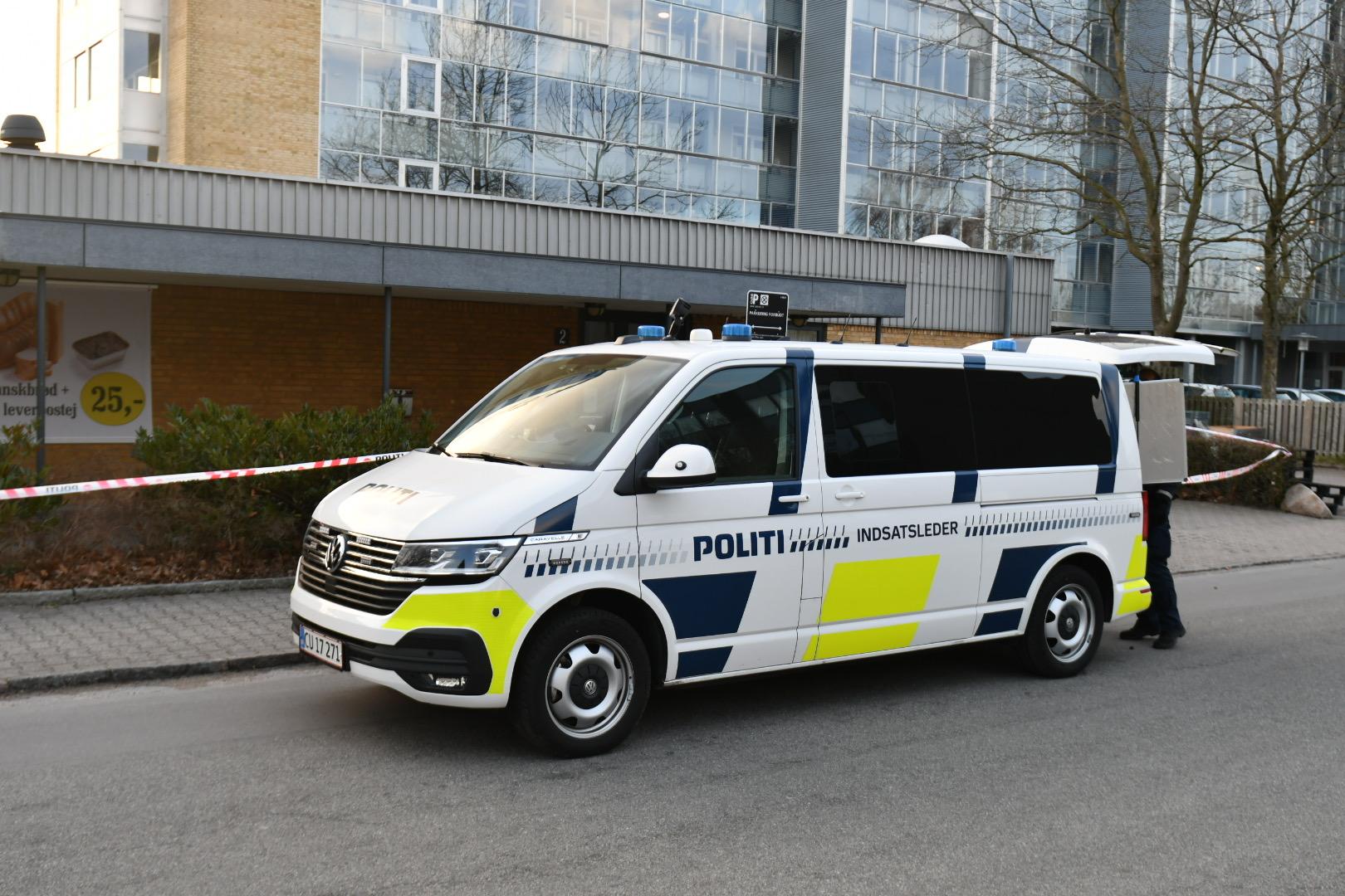 Dreng stukket ned i Odense