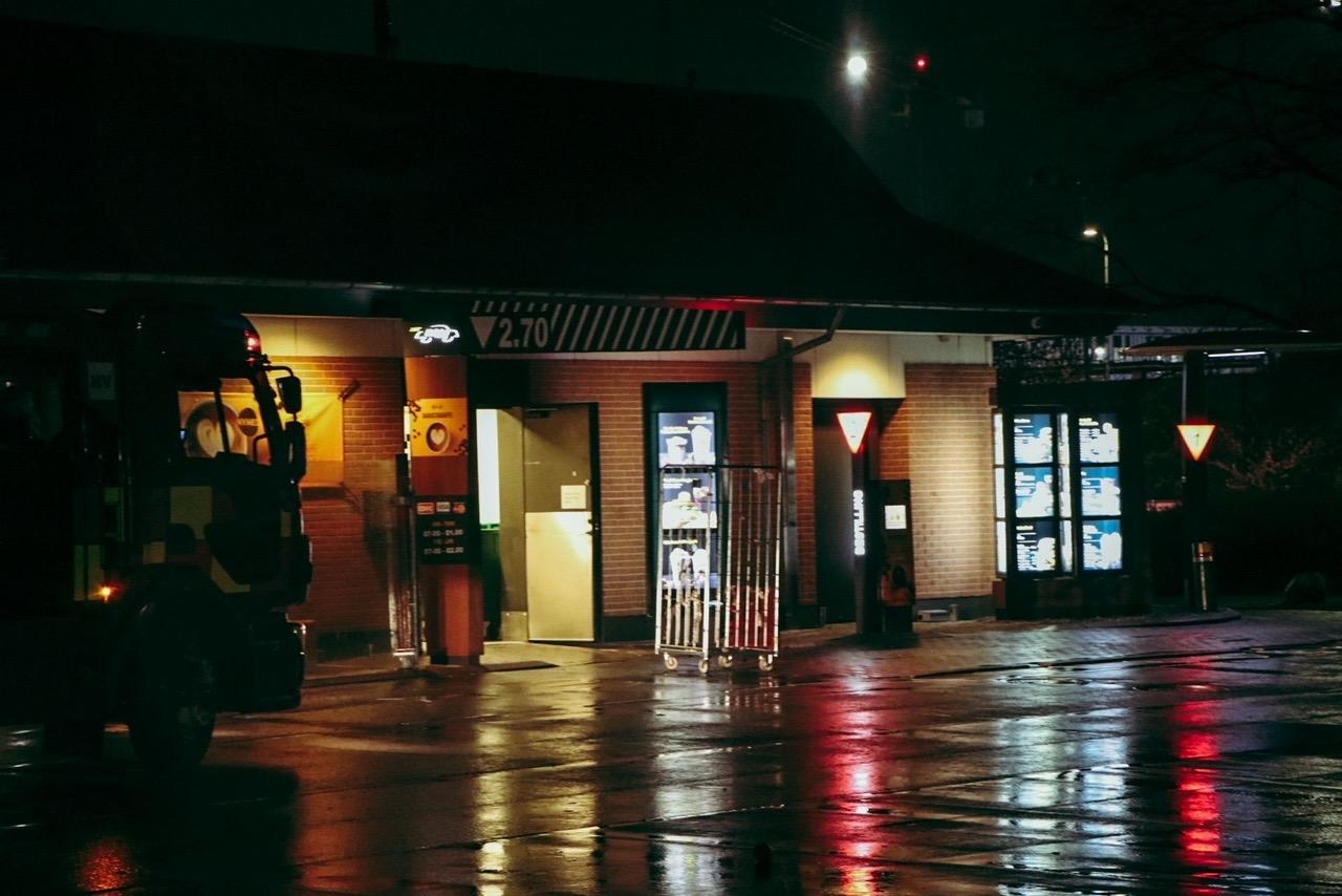 Gaslugt på restaurant i Hvidovre - Medarbejdere evakueret
