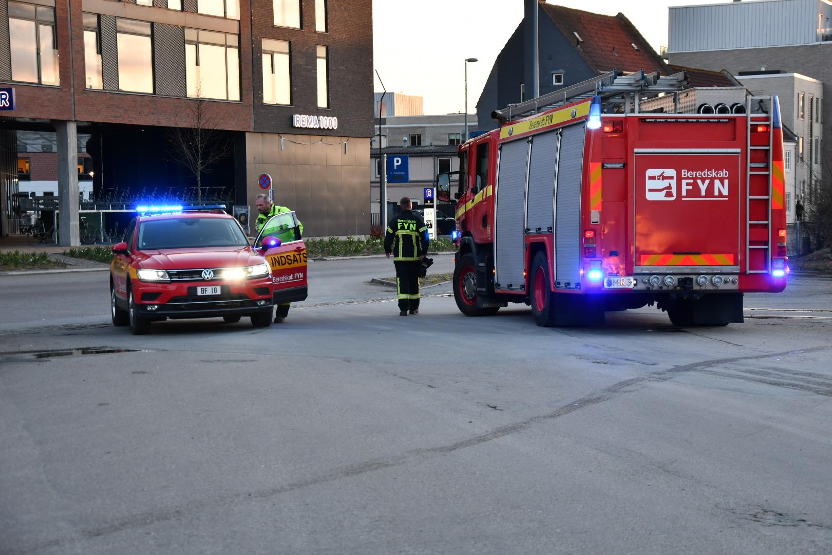 Mindre forurening i Odense