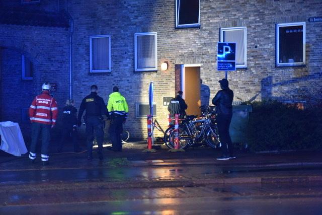 Dødsbrand i København - 57-årig mand død