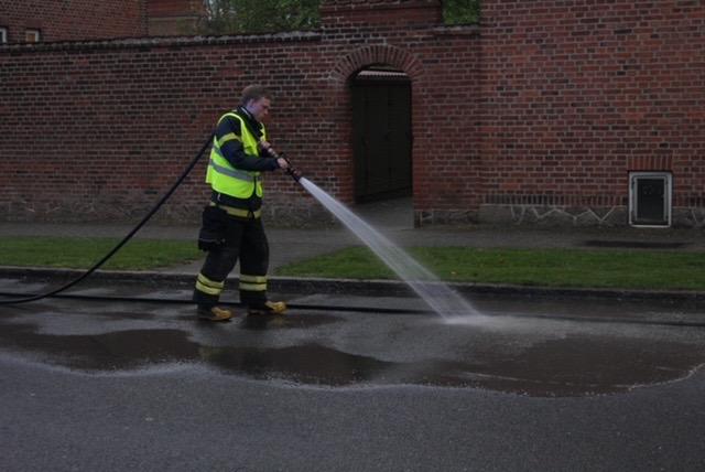 Mindre olieforurening i Esbjerg centrum