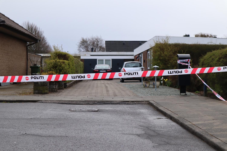 Skyderi i Esbjerg - område afspærret