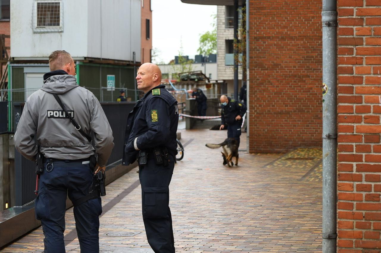 To personer anholdt efter knivstikkeri i Odense - en person såret