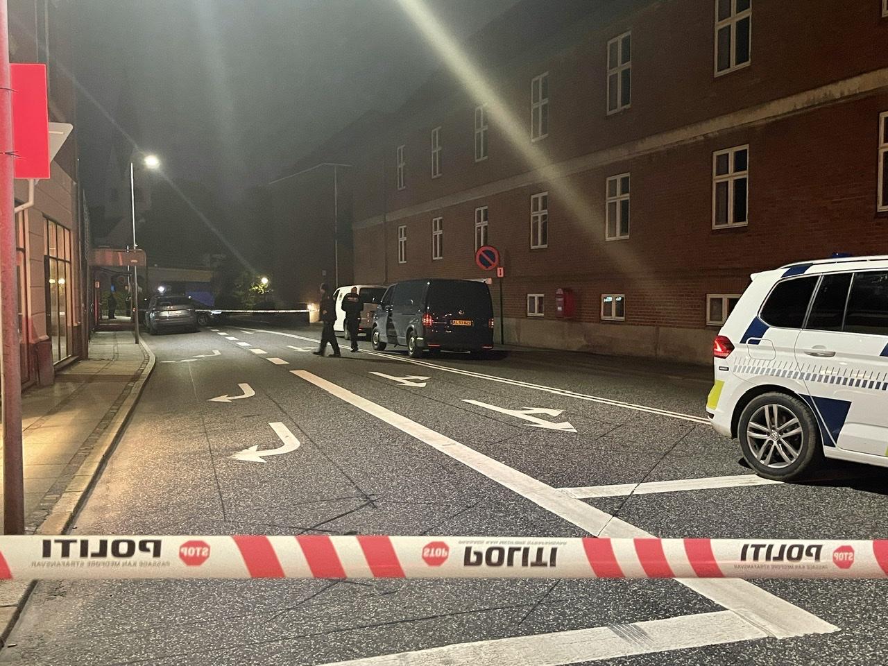 19-årig dræbt af knivstik i Vejle