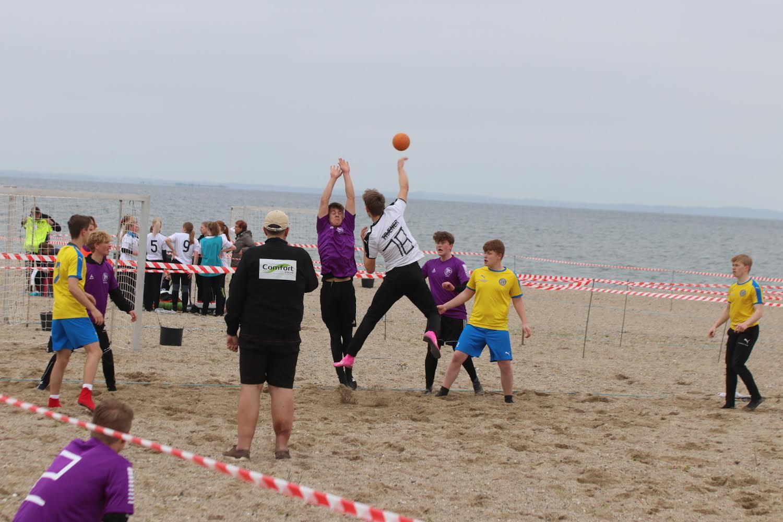Strandhåndbold i Assens