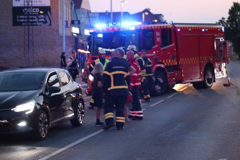 Trafikulykke i Herlev