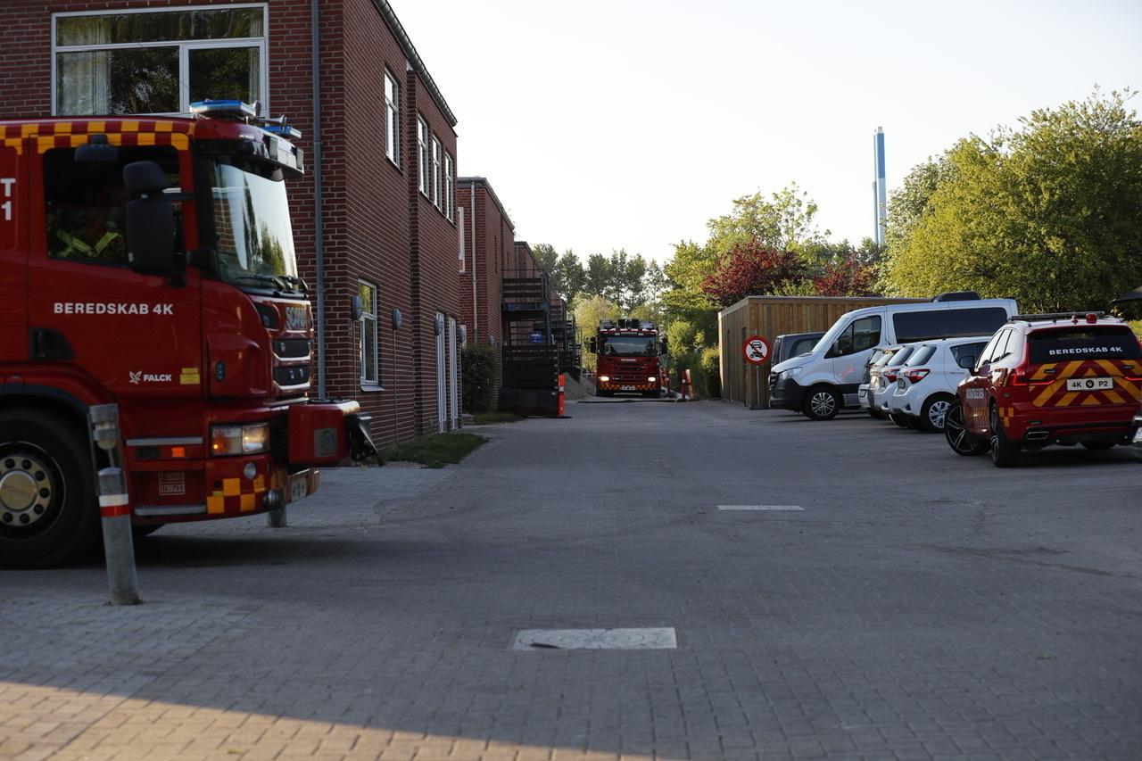 Brandalarm i Vallensbæk torsdag aften