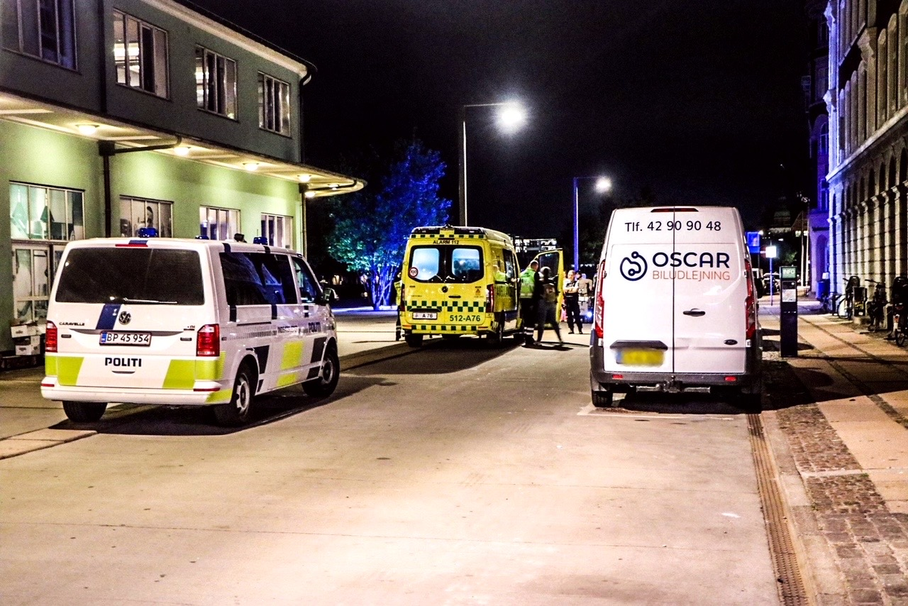 Drukneulykke i København