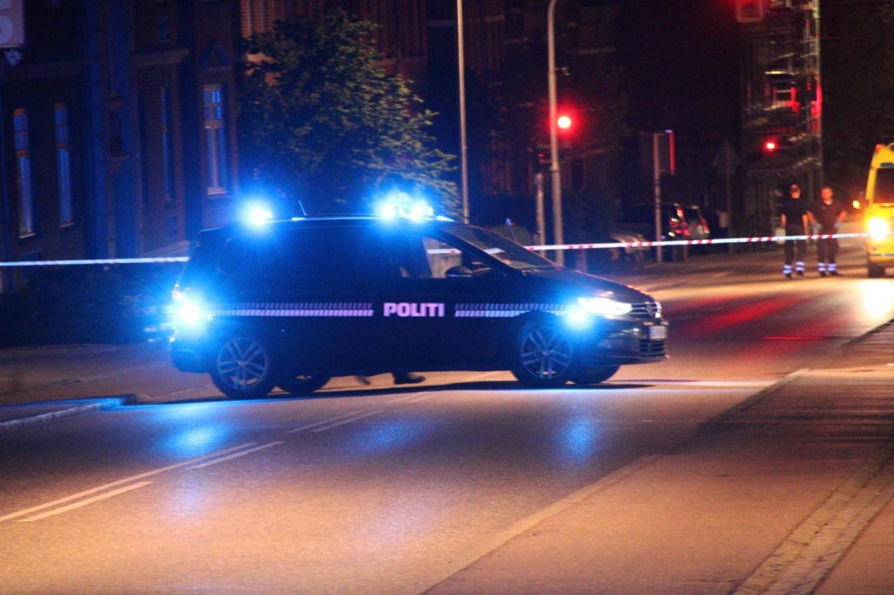 Politiaktion i Roskilde natten til lørdag