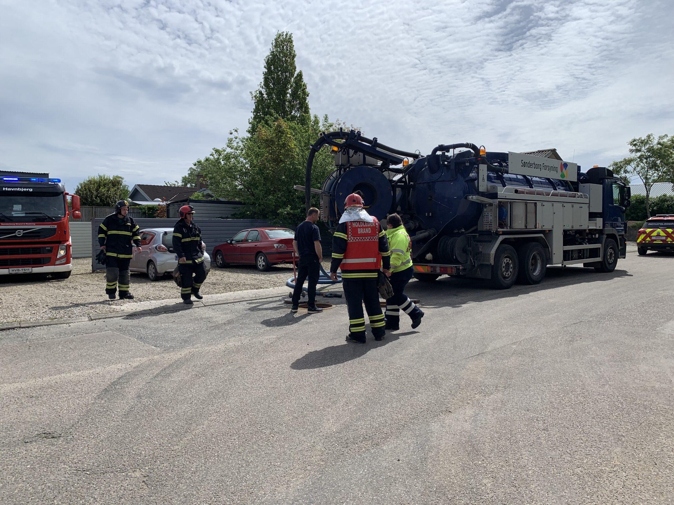 Større forurening i Nordborg