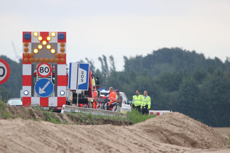 Ulykke skaber voldsom kø på motorvej
