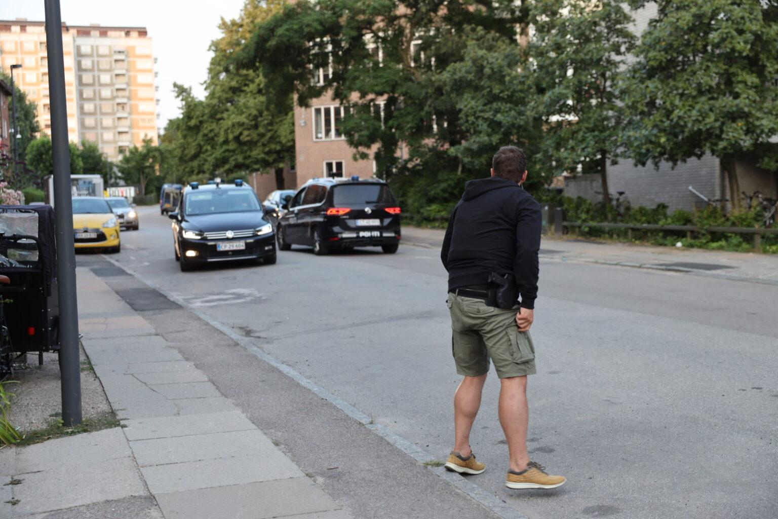 Knive fundet efter blodigt overfald - Brønshøj