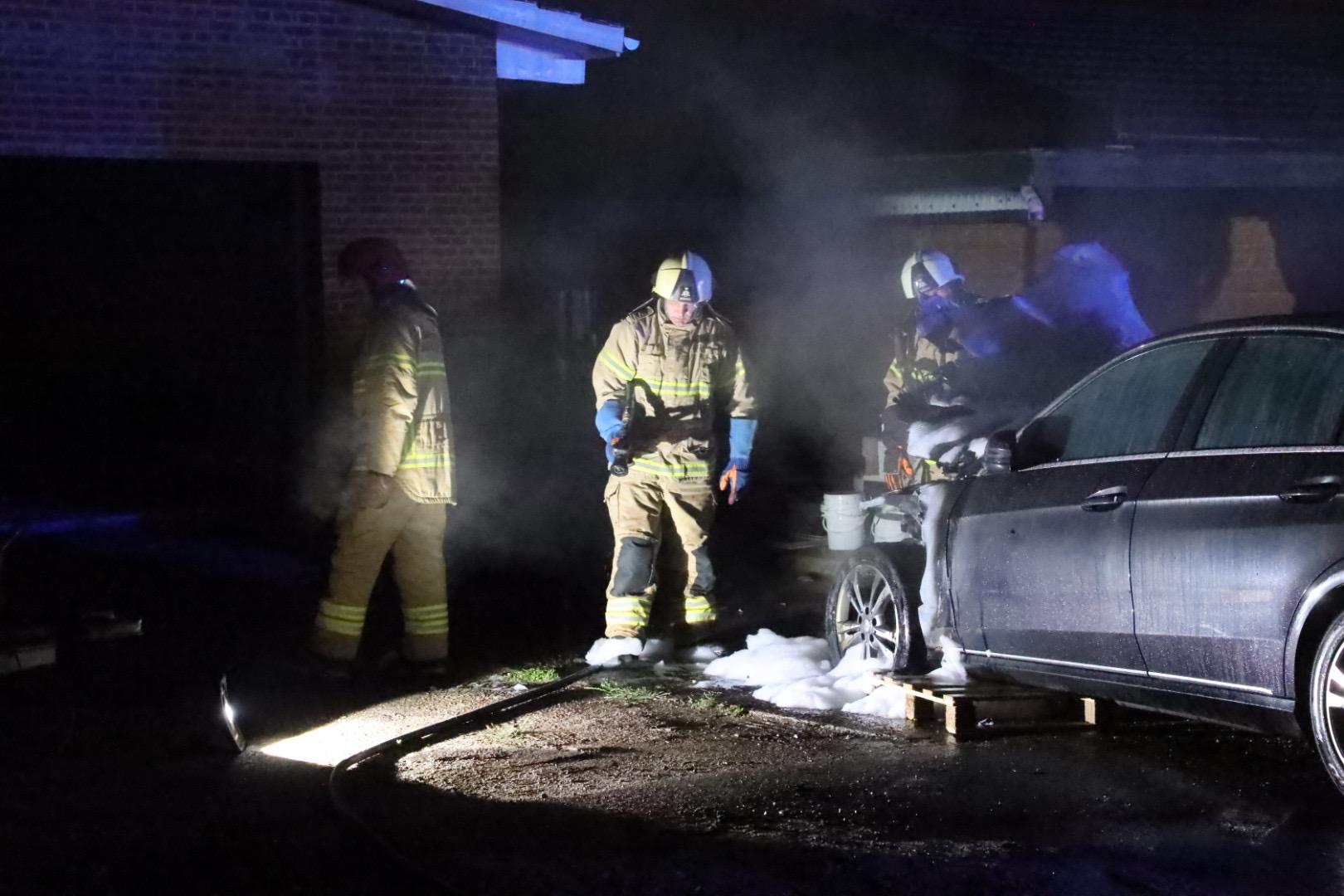 Bilbrand i Brøndby