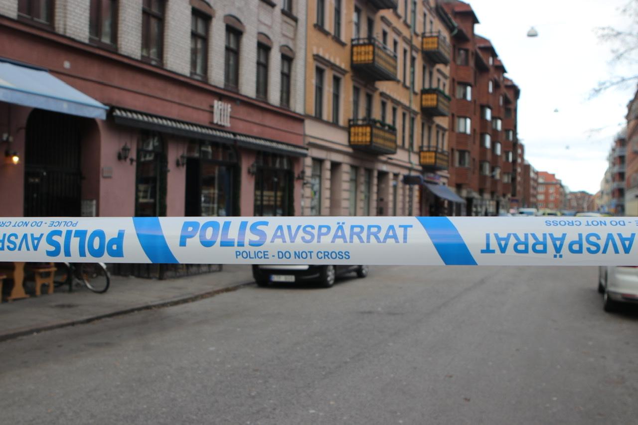 Gidseldrama i svensk fængsel - politi taget som gidsler