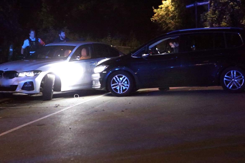 17-årig vanvidsbilist stikker af fra politiet og får beslaglagt BMW
