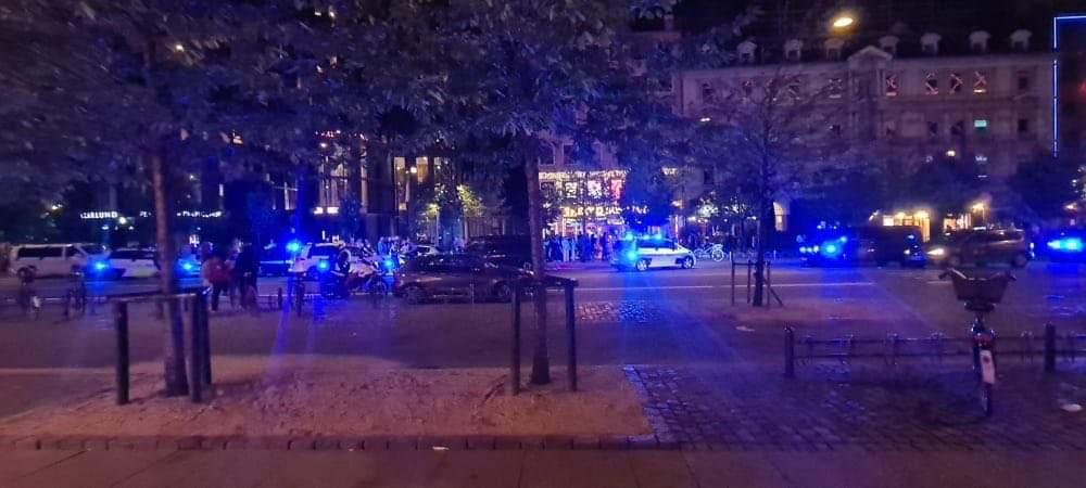 Kæmpe politiaktion i København