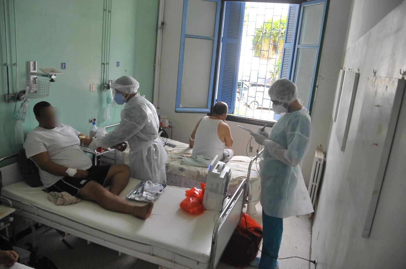 Tunesien rammer 194 døde af corona på én dag