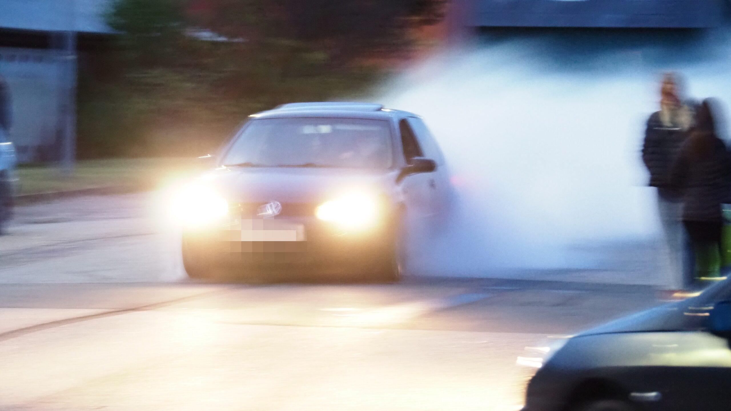 Biltræf i Struer - bil afhentes af autohjælp