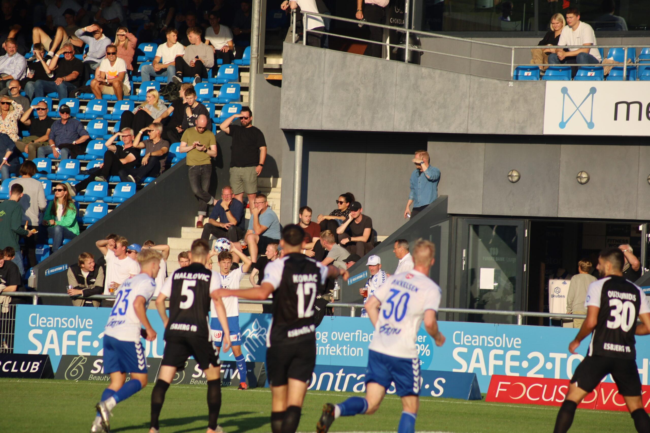 Pokalkamp - Kolding mod Esbjerg