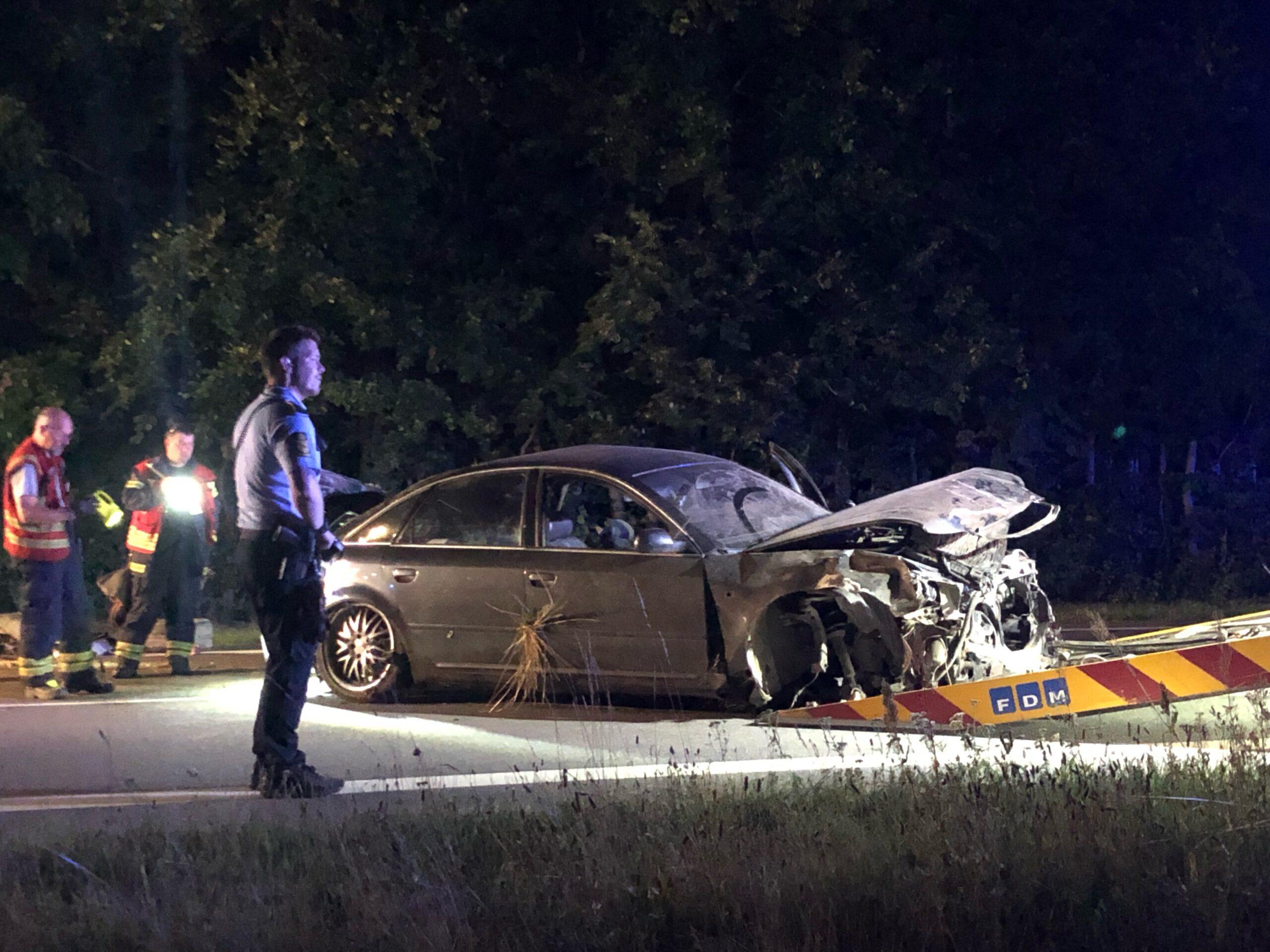 Solo uheld på Bornholm - 2 personer skadet