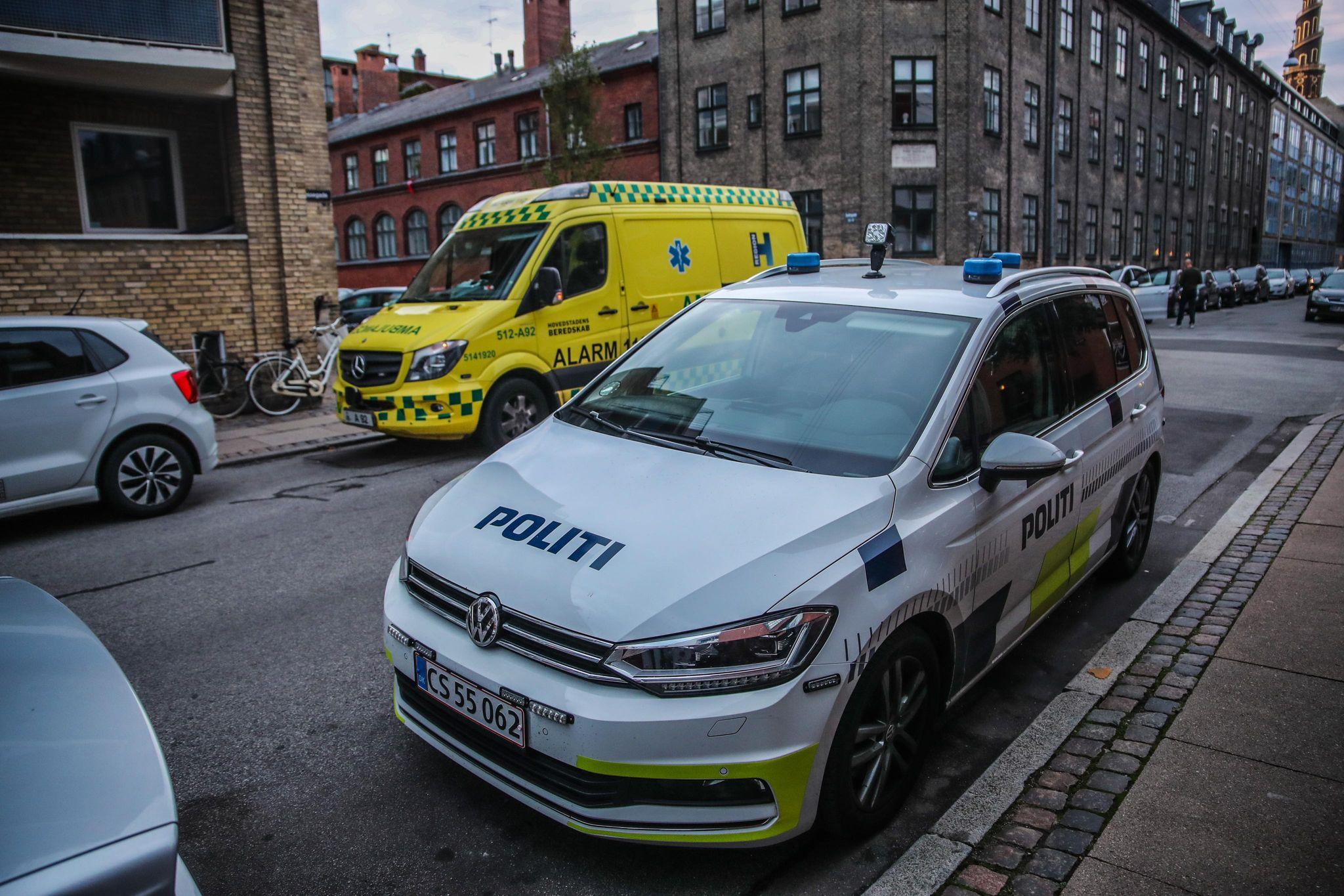 Politi og redning i København