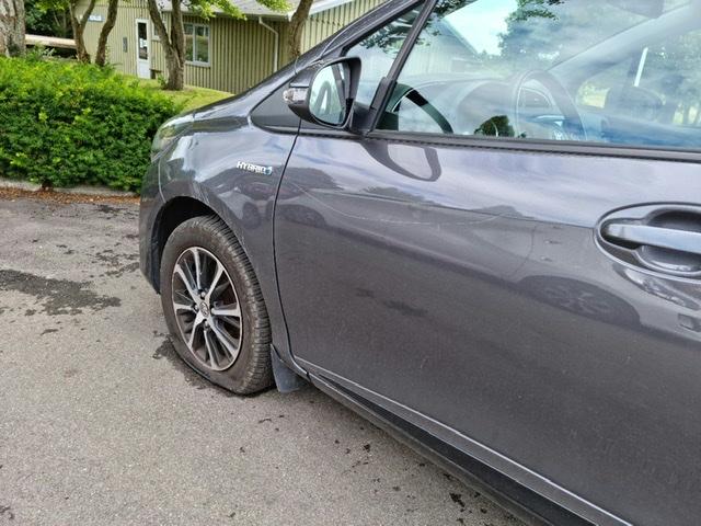 Flere biler udsat for hærværk i Varde