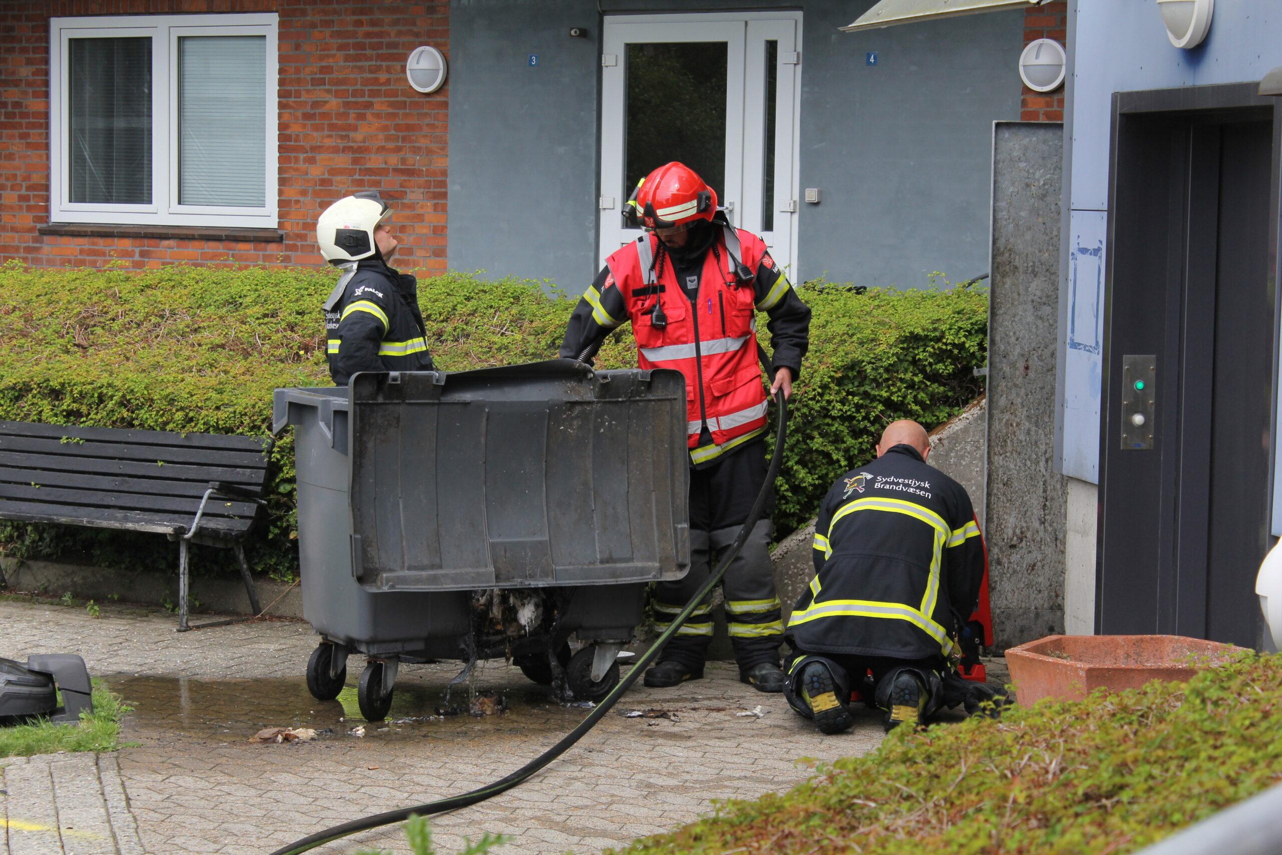 Brand i institution - Esbjerg