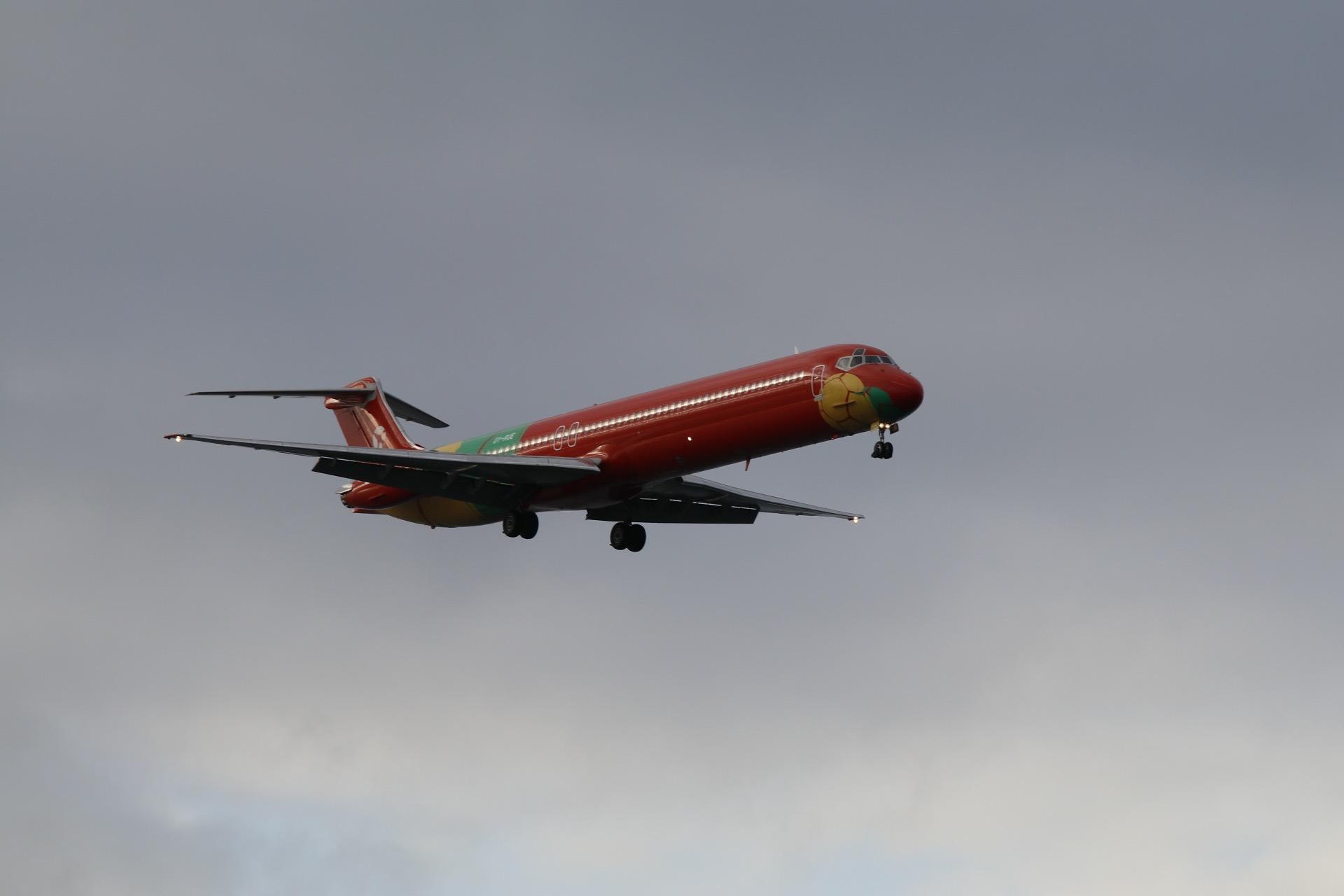 Første fly fra Afghanistan ankommer til Kastrup