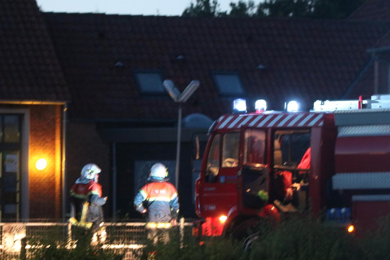 Brandalarm udløst på skole
