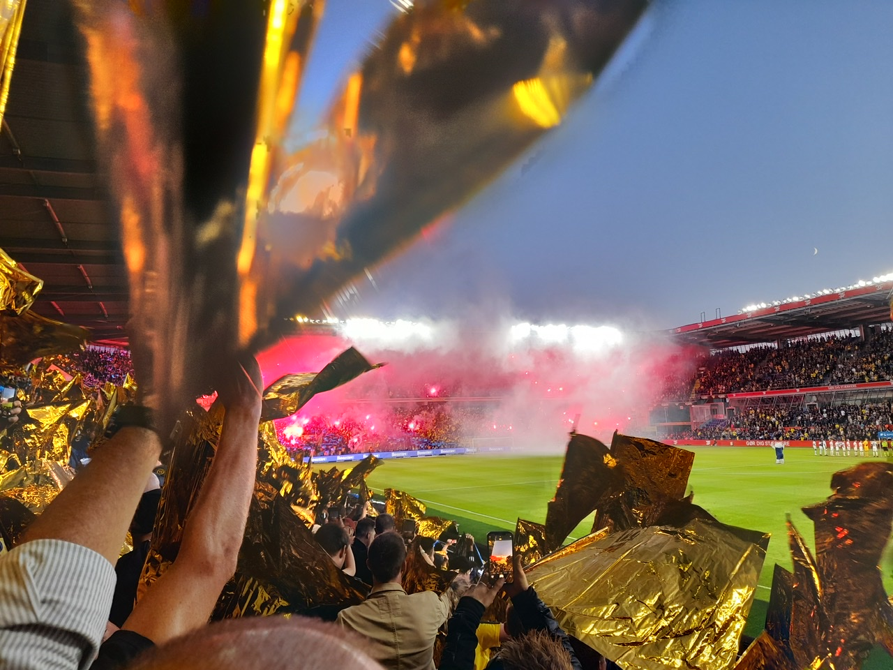 Brøndby mødte FC Nordsjælland hjemme - og tabte