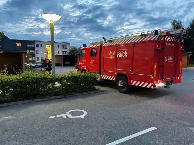 Kaldt ud til aktiveret brandalarm i Hjørring