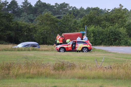 Voldsomt færdselsuheld i Oksbøl